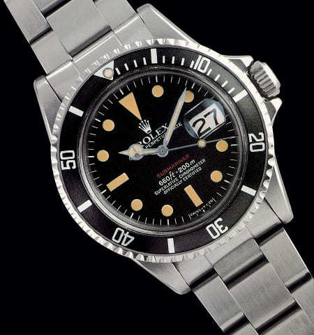 Rolex-Submariner-Red-Sub-1970