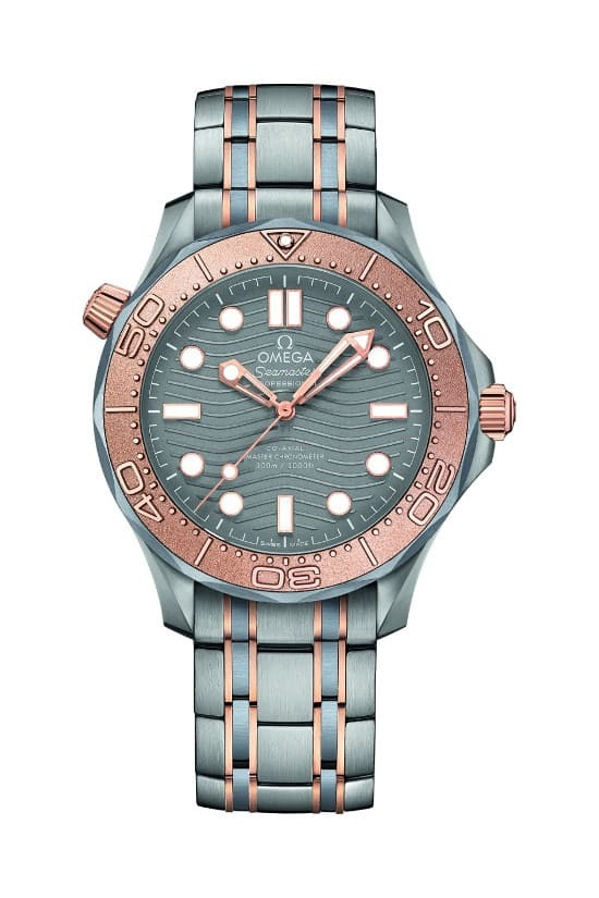 seamaster diver 300 m blome